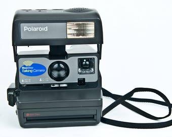 POLAROID - One Step Talking Camera  WORKING