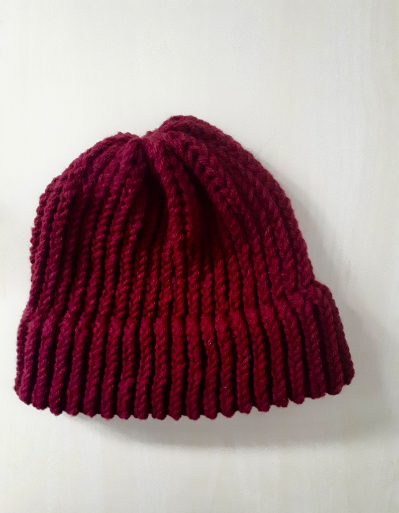 84f0801007a Ready to ship chunky knit hat cozy beanie winter hat Basic