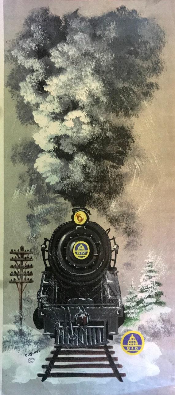 B&O Train