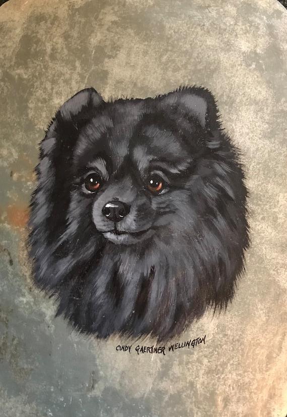 Pomeranian (Black)