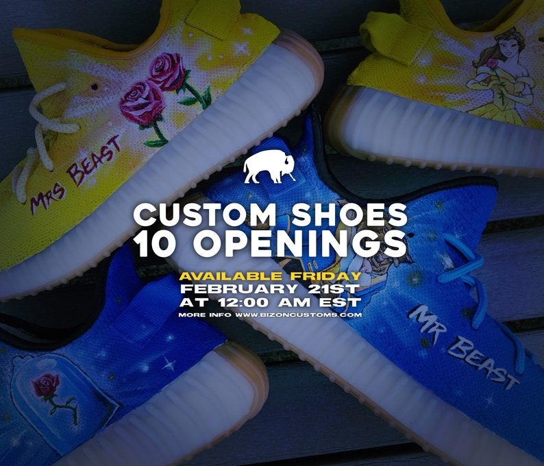 Premium Sneaker Customization 10 Slots Available image 0