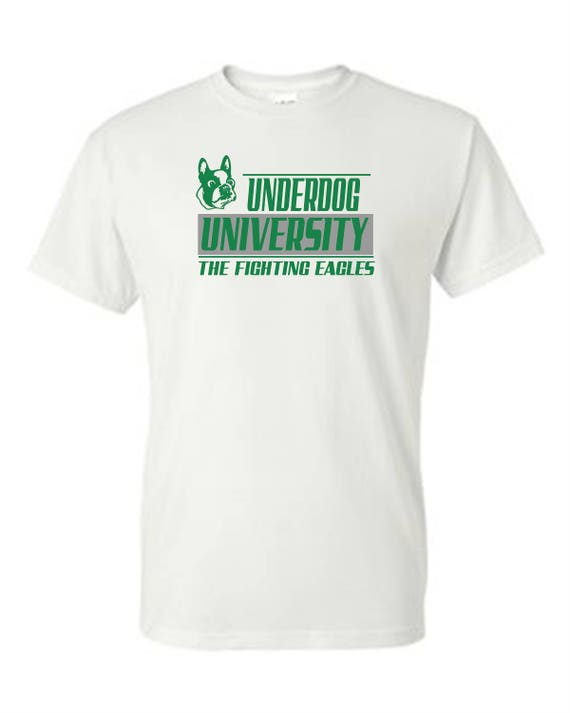 EAGLES- UNDERDOG SHIRT