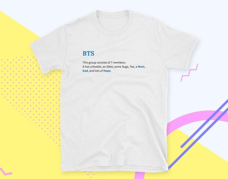 683b578588998c BTS Shirt Urban Dictionary Funny Meme