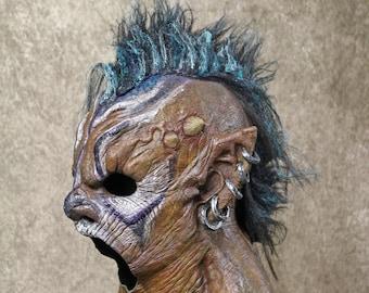 Orc Hyena Mask (Ready to ship)