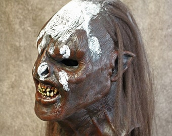 Uruk ogre mask you have TOP version ( ready to be shipped )