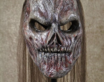 Latex undead mask