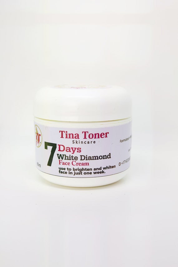 7 Days White Diamond Face Cream
