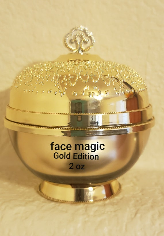 Face Magic Gold edition  2 OZ   new