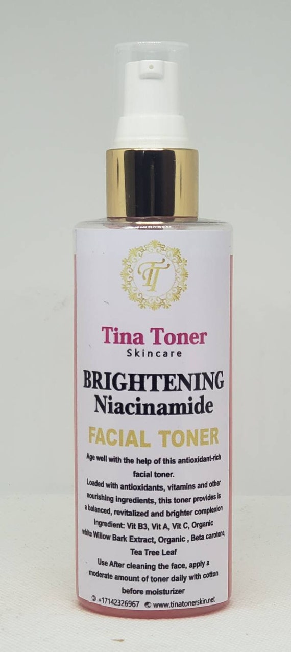 Brightening Facial toner 4 oz