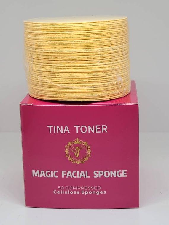 Magic Face sponge 50 piec
