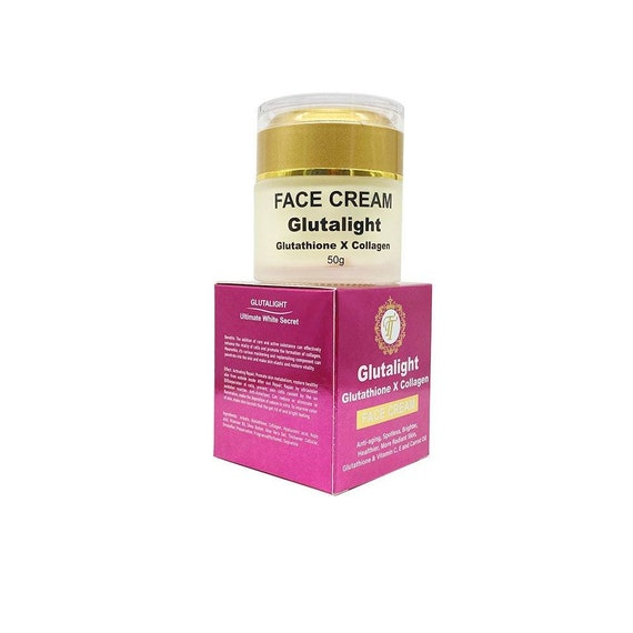 New Glutalight face cream  50ml