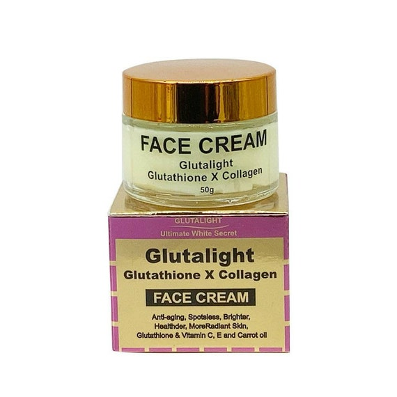 Glutalight  face cream 50gr ,   On Back order  will be ship out 1 week later