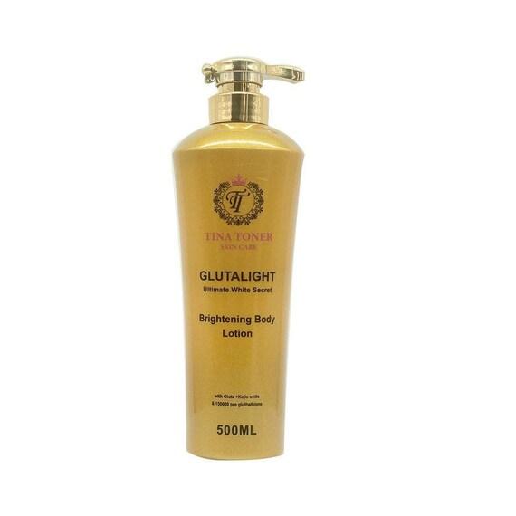 Glutalight body whitening lotion   500ml