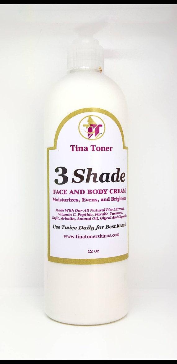 Tina toner 3 Shade lotion