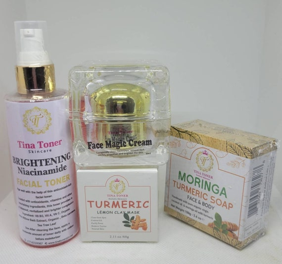 Brightening face solutions set 4