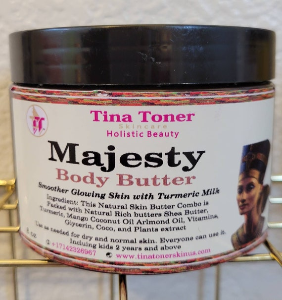 Majesty Body butter 16oz