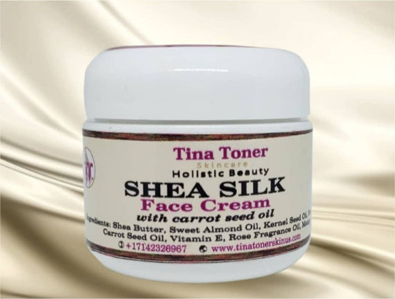 Shea silk face  radiant  2 oz