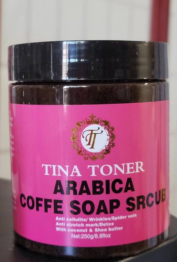 Arabica Coffee soap scrub