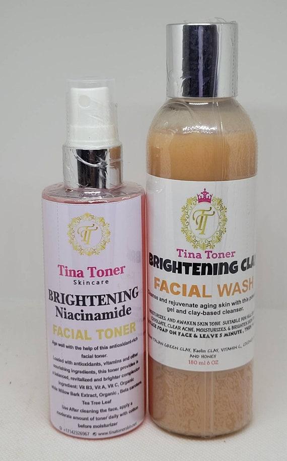 Facial wash & toner set of 2
