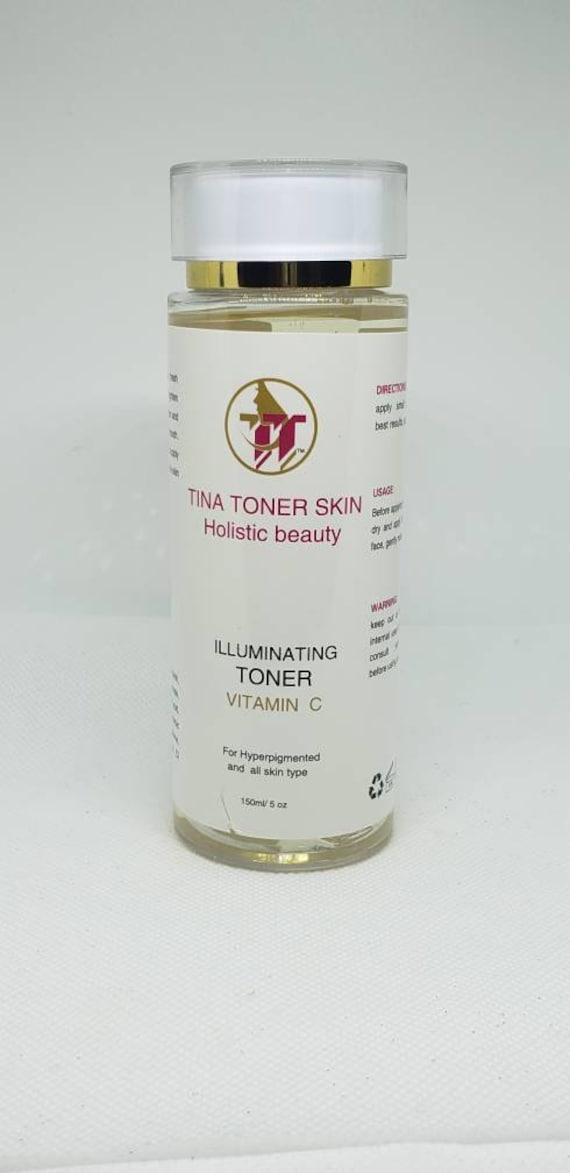 Illuminating toner with vitamin C 5 oz