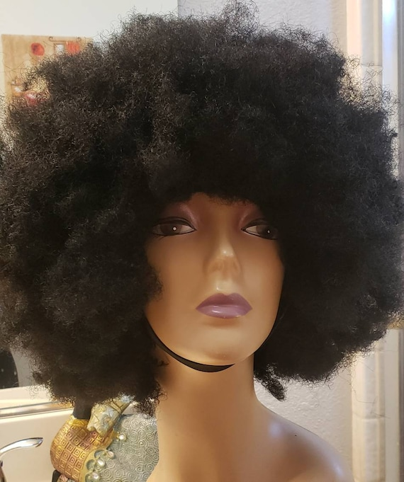 Real Fro Wig !!!!black fuller big