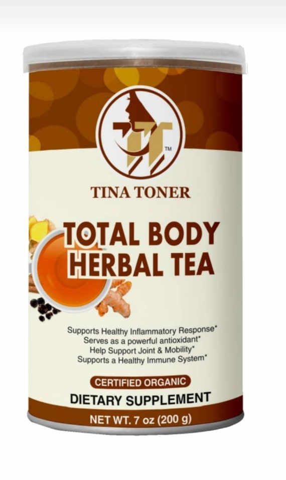 Total Body organic herbal healing tea   12 oz 30 day supply