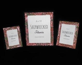 Shipwrecked Titania Frames