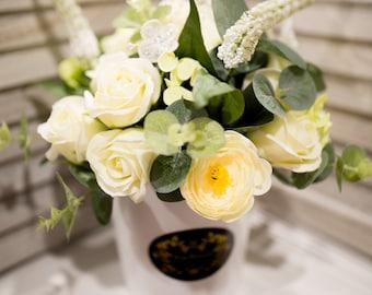 Soap Bouquet-one petal, one hand wash, Unique Christmas gift idea.