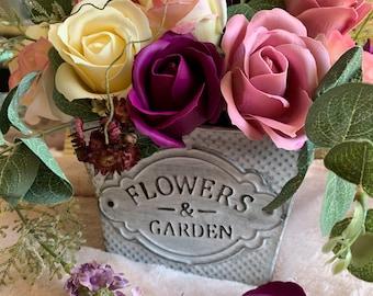 Soap Bouquet-one petal, one hand wash