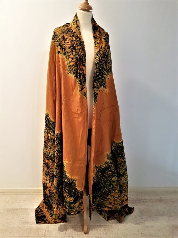 Antique Indian Vintage Printed Saree 100% Pure Cot
