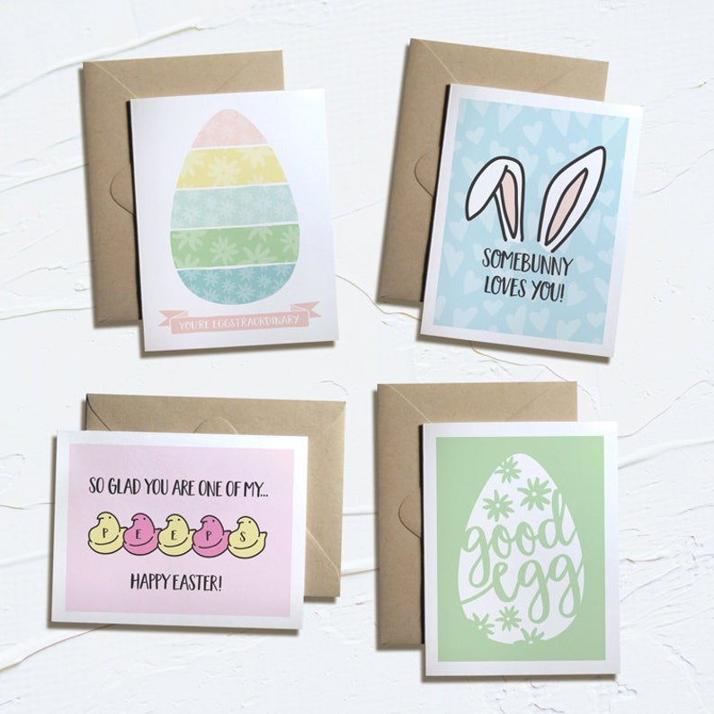 picture about Funny Printable Valentines Cards known as Easter Card Pack! Printable Valentines Playing cards, Amusing, Bunny, Peeps, Eggs, Immediate Down load, Puns, Card Pack, Preset of 4, E-playing cards