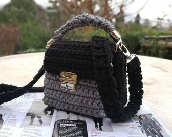 Crochet Bag ELMA