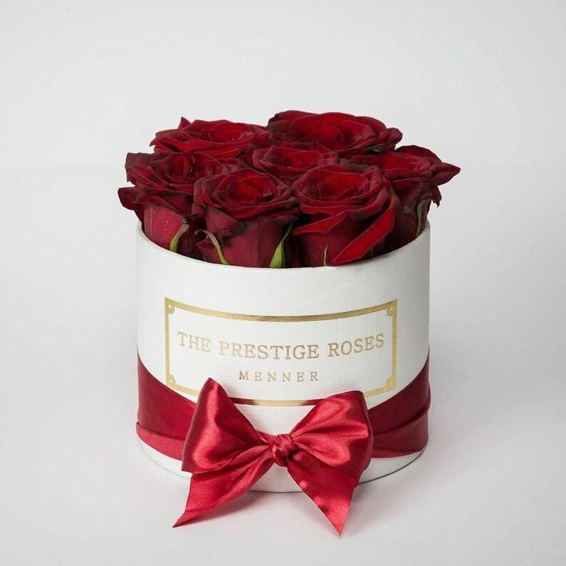 fe5273a68c362 Coleccion Rosas Preservadas Caja Mini The Prestige Roses