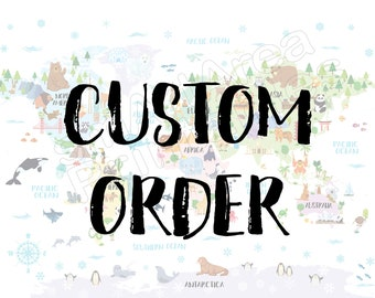 Custom size order (40 x 30)