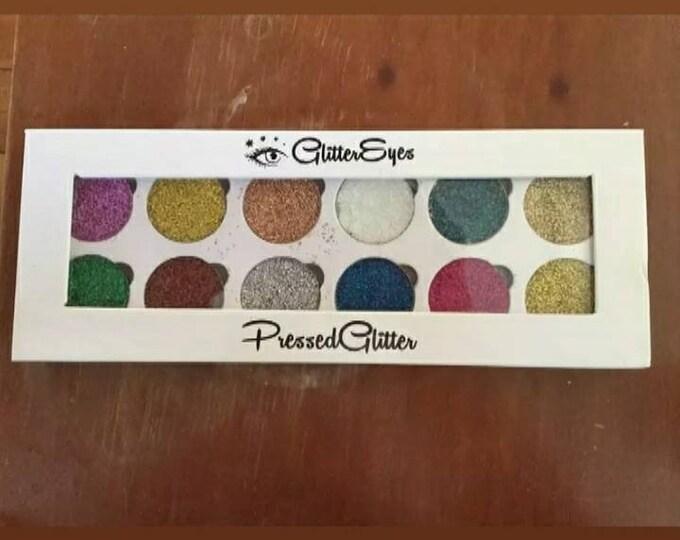 i Obsessed Glitter Palette