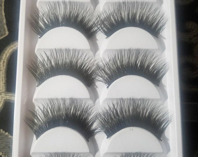 3d faux mink lashes in Kelci