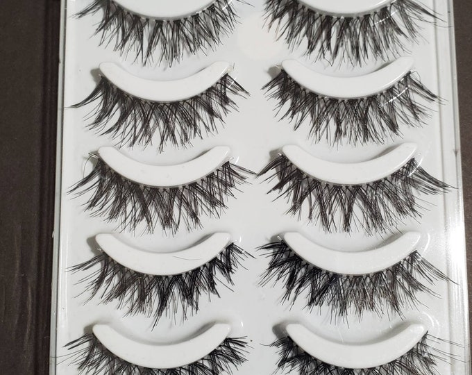 Simple and Elegant Faux Mink Lashes