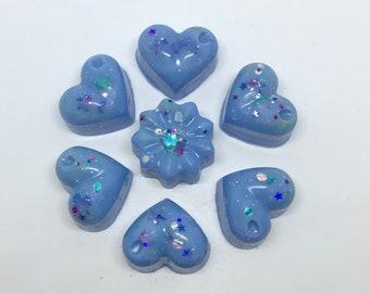 6 Rock Pool Magic Minis for wax burners