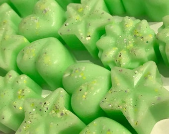 6 Lime Cooler Magic Minis for wax burners