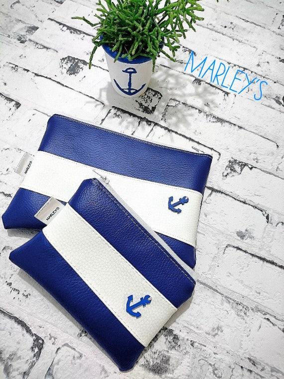 Anchor Cosmetic Bag Set