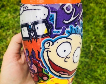 Rugrats sippy cup/ munchkin 360