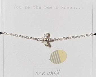 You're The Bees Knees Necklace