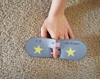 Finger Wings - Finger Airplane for Kids - All American
