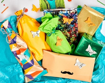 Mystery Box for Boyfriend - Long Distance Gifts for Boyfriend - Unusual Gifts for Boyfriend - Gift Box for Boyfriend - Care Package for BF