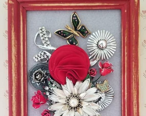 Floral Jewelry Art
