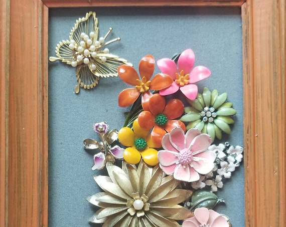 Spring/Summer Blooms Jewelry Art