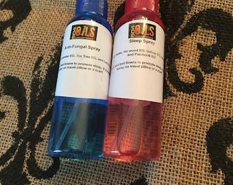 Essential Oil Surface Sprays