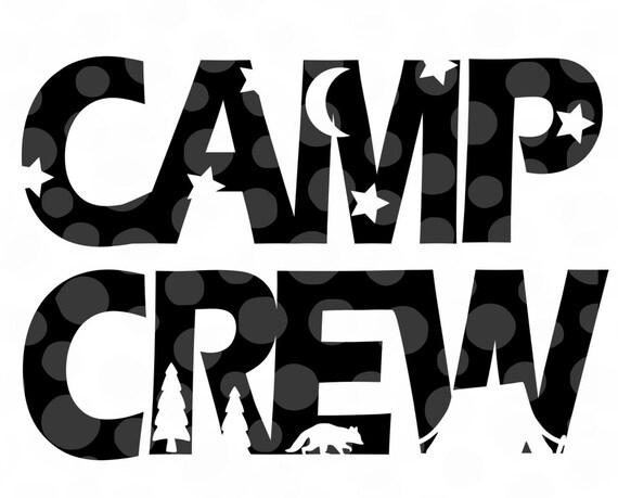 Camping Svg Camp Squad Svg Camp Crew Svg Camper Svg Etsy