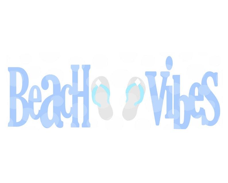 cd6a8b53e3d6b0 Beach Vibes SVG Beach Flip flops svg svg beach life quote