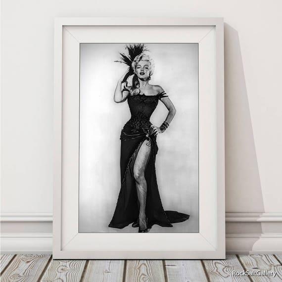 A3 A1 A2 Impresión De Pared Hogar-Vintage Movie Film Poster-Niagara Marilyn Monr-A4